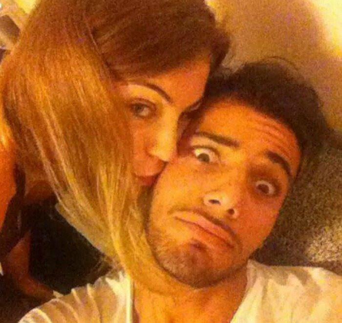 Alessia Cammarota e Aldo Palmeri | Facebook