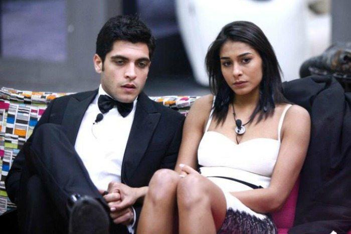 Vito Mancini e Sabrina Mbarek al Grande Fratello 12