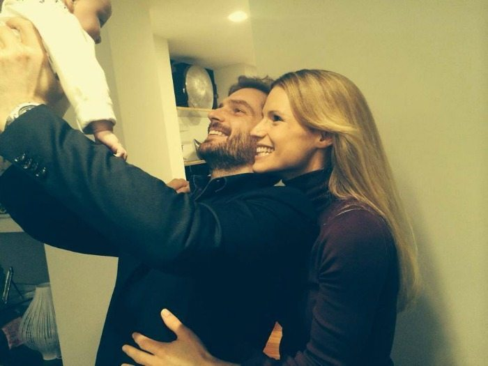 Tomaso Trussardi e Michelle Hunziker | Facebook
