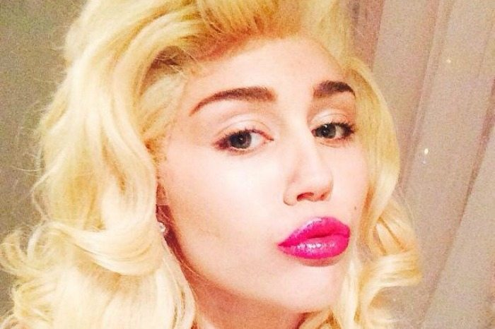 Miley Cyrus | Facebook