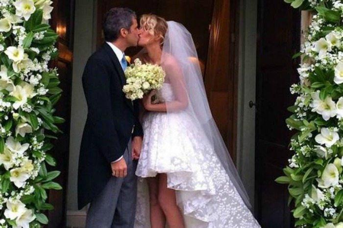 Alessia Marcuzzi e Paolo Calabresi Marconi   Facebook