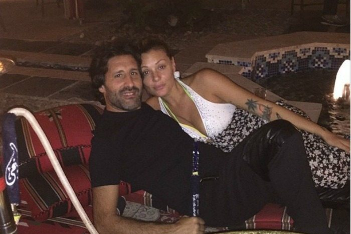 Arnaud Mimran e Tamara Pisnoli