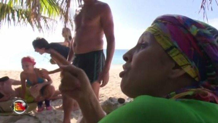 Rachida - Isola dei famosi