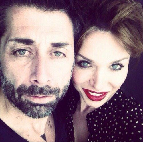 Fabrizio Vannucci e Vittoria Schisano
