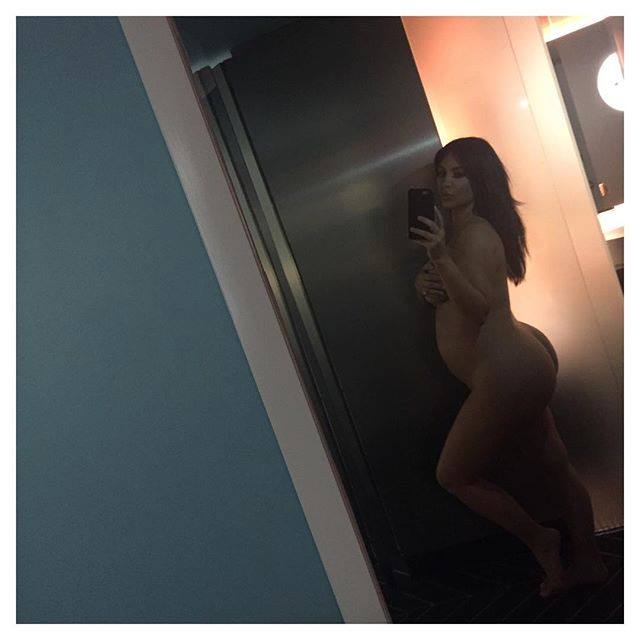 © Facebook / Kim Kardashian