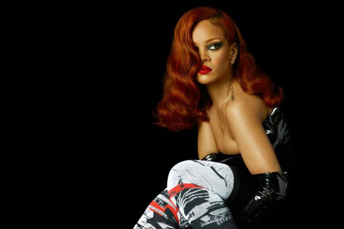 © Facebook / Rihanna