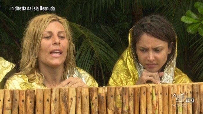 Paola Caruso e Patricia Contreras a Playa Desnuda | © Facebook / L'isola dei famosi