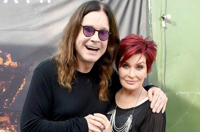 Ozzy e Sharon Osbourne | © Facebook / Sharon Osbourne