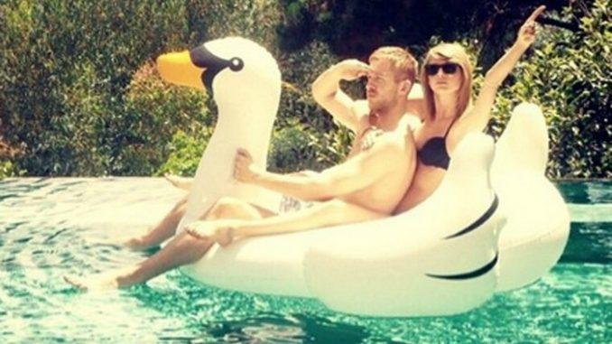 Taylor Swift: la crisi con Calvin Harris è iniziata ai Grammy?