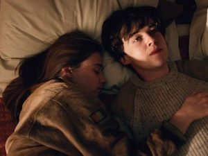 James e Alyssa (The end of the f***ing world)